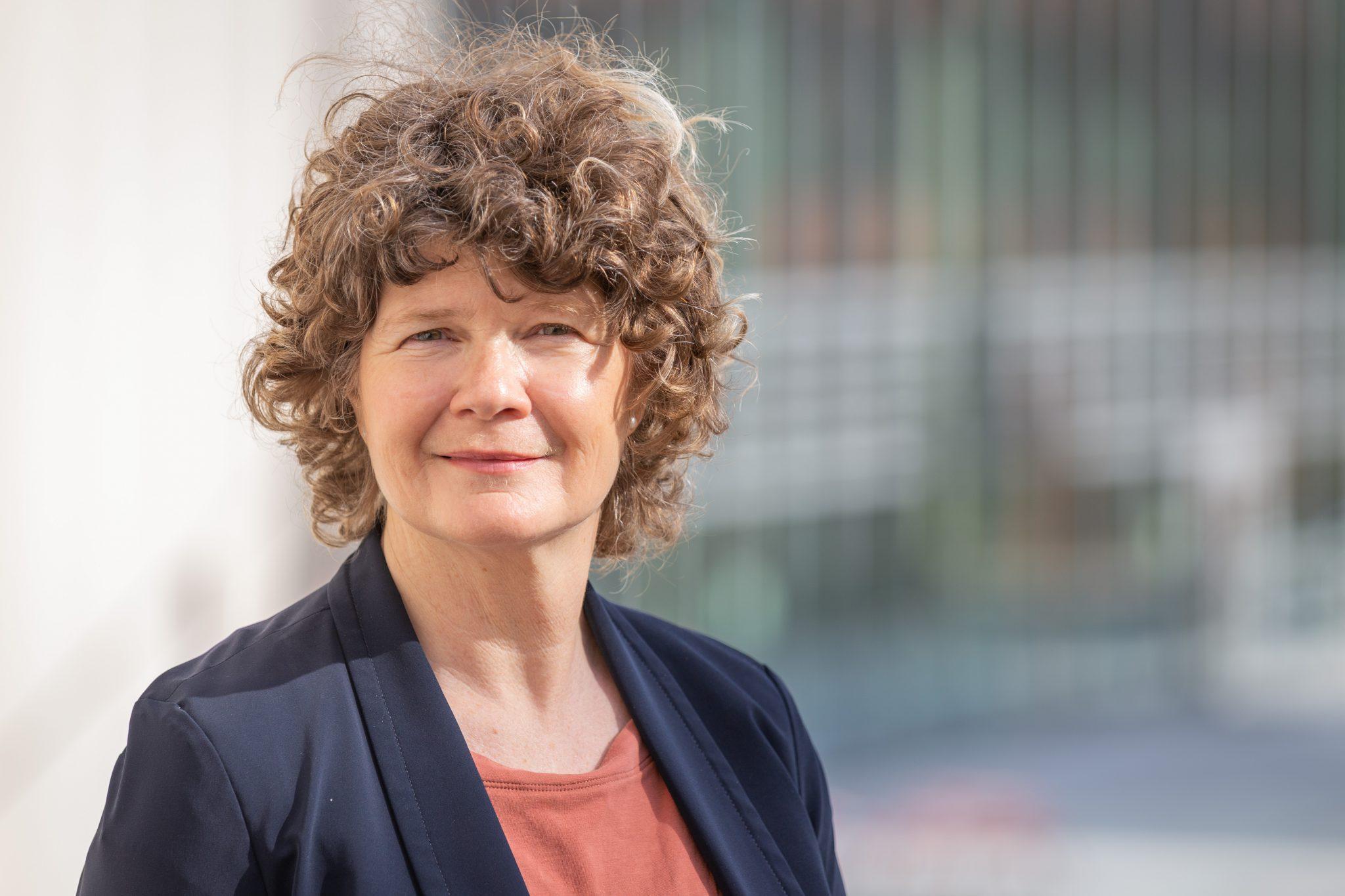 Monika Vestweber, Portrait